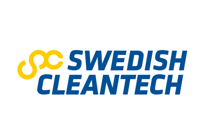 Swedish cleantech logo