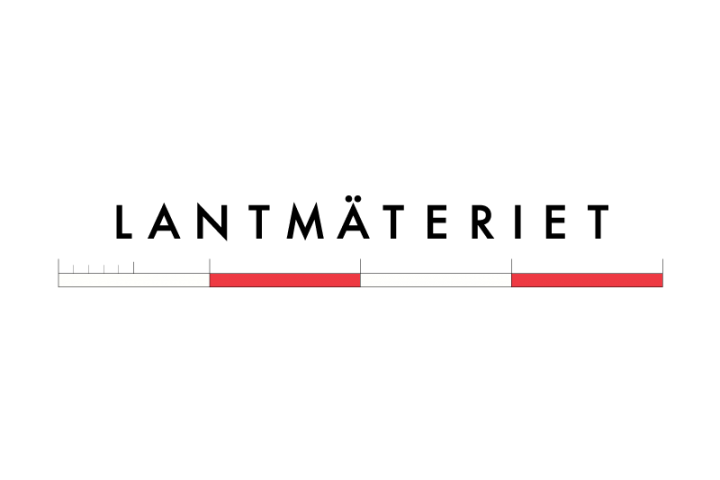 Logo Lantmäteriet